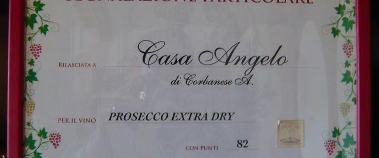 39^ Mostra dei Vini di Candelù - Medaglia d'argento
